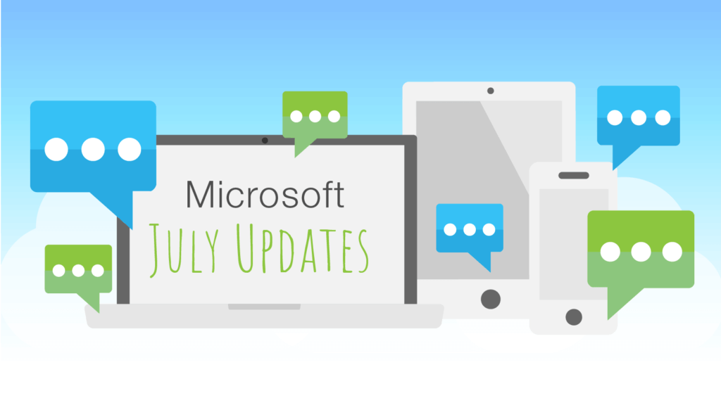 Image for Microsoft monthly updates