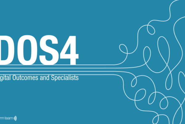 Image for the Government's Digital Outcomes and Specialists DOS 4 framework