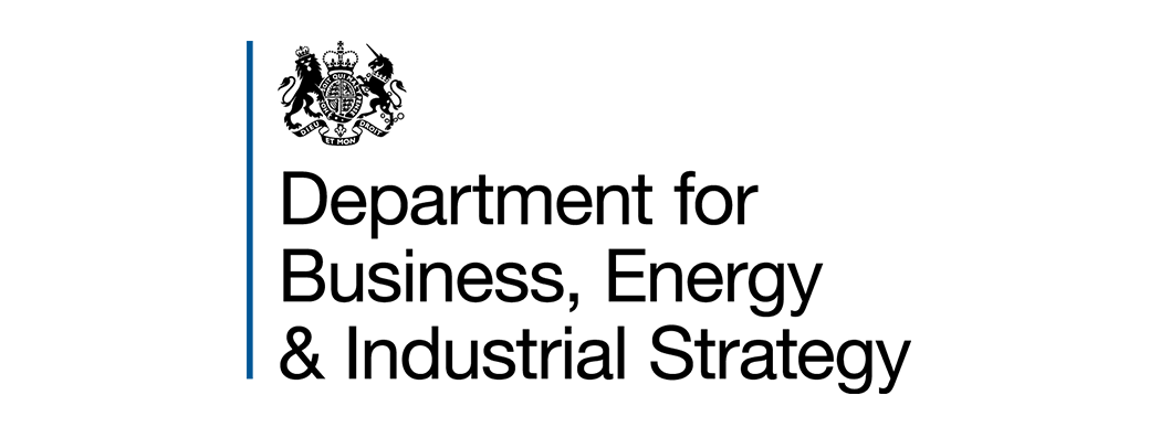 Picture of Department for Business, Energy, and Industrial Strategy logo