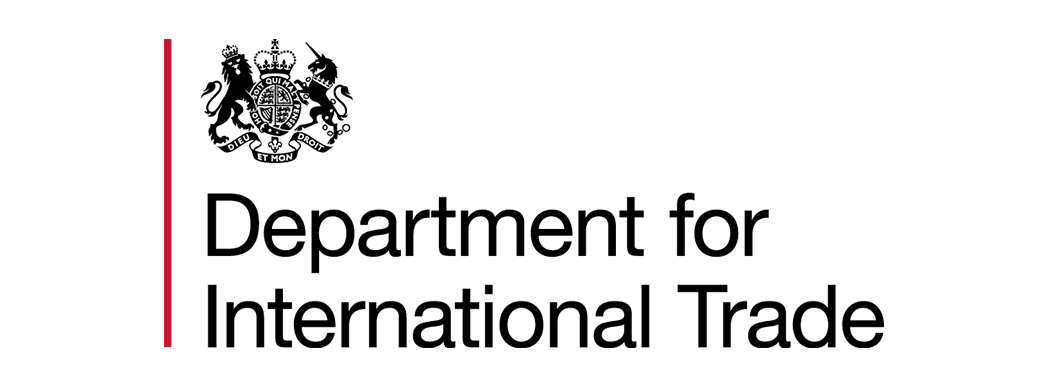 Picture of Department for International Trade logo