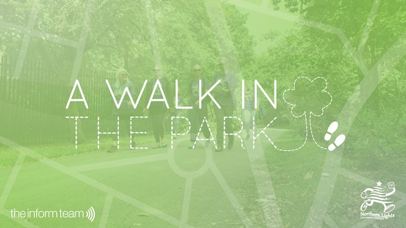 Thumbnail for our video Walk in the Park