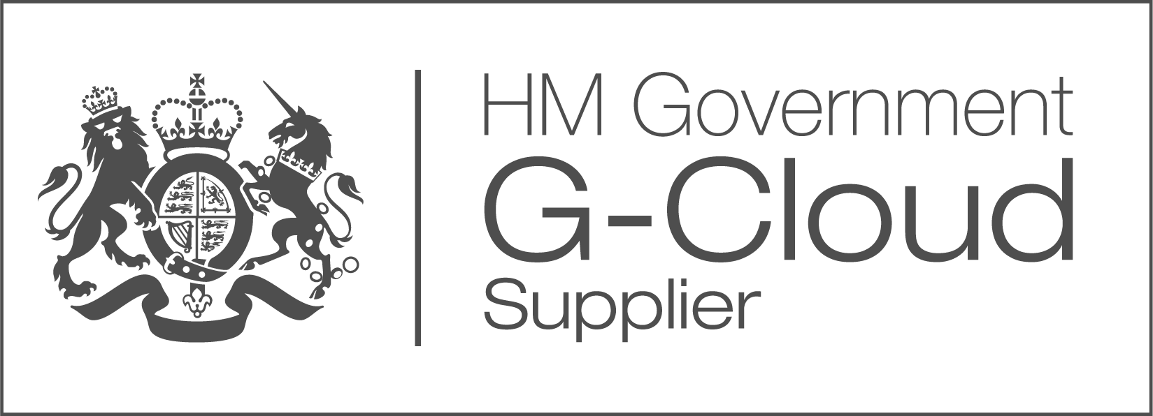 Logo for G-Cloud suppliers