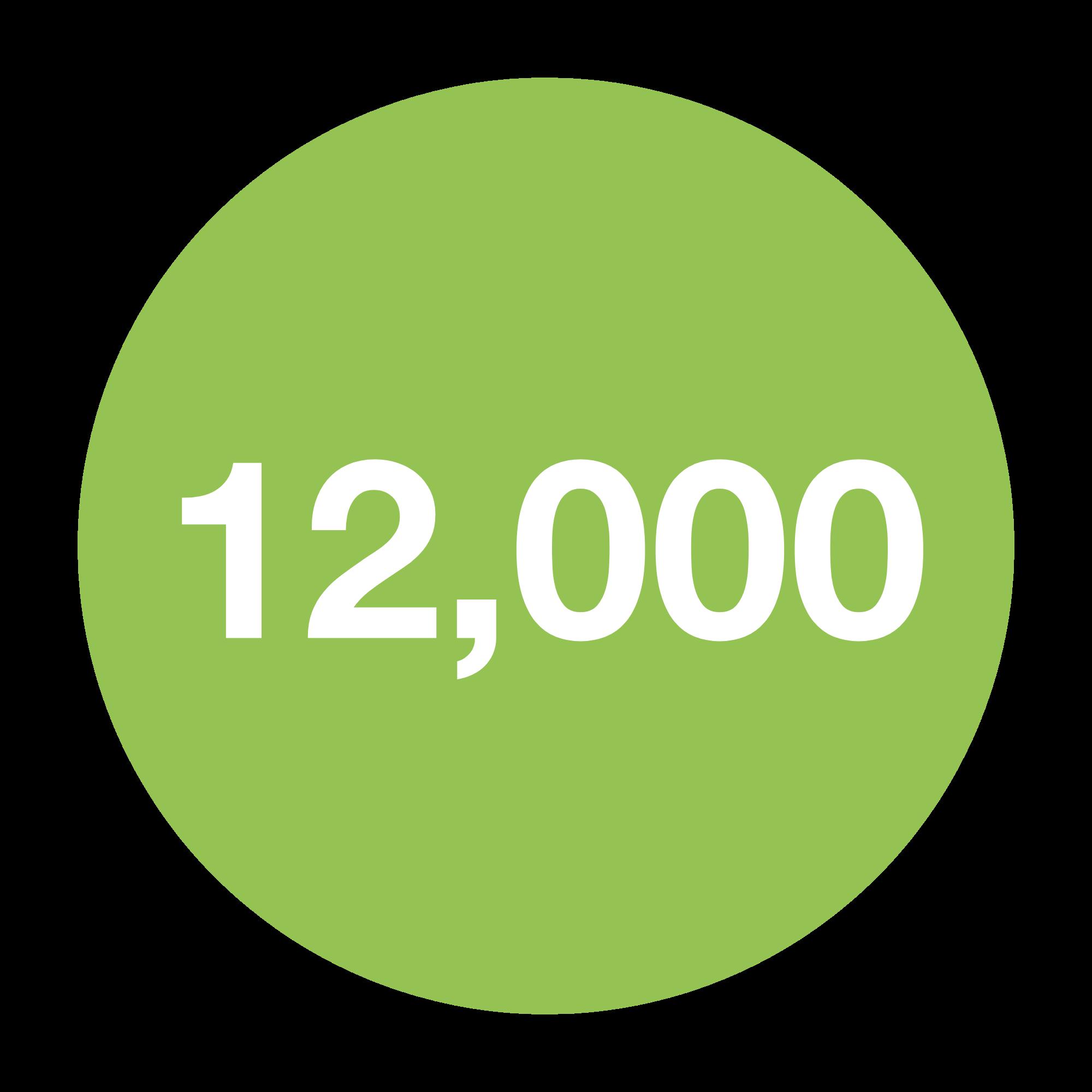 12,000