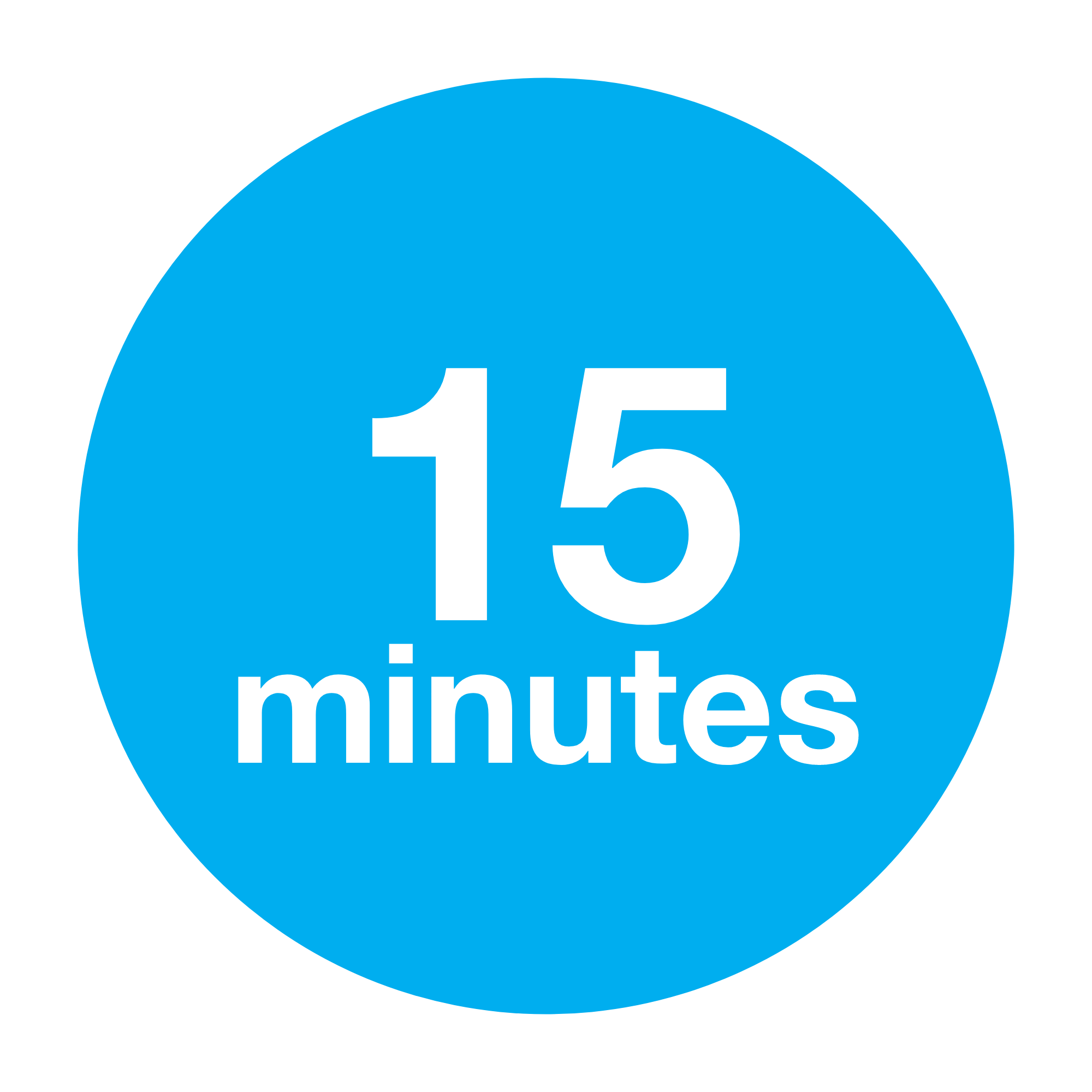 15 minutes saved per employee per day due tomore efficient collaboration tools
